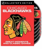 Chicago Blackhawks Gifts and Games