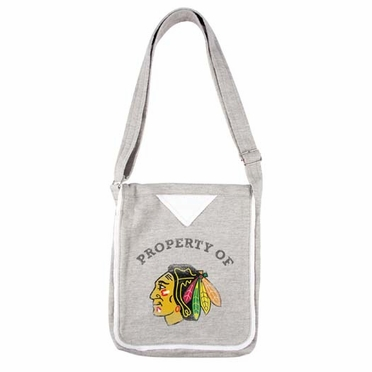 Chicago Blackhawks Hoodie Crossbody Bag