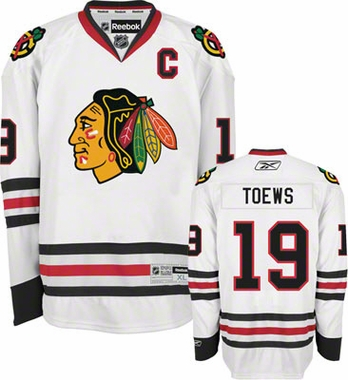 Chicago Blackhawks Jonathan Toews Team Color Premier Jersey