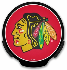 Chicago Blackhawks Light Up Power Decal