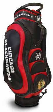 Chicago Blackhawks Medalist Cart Bag