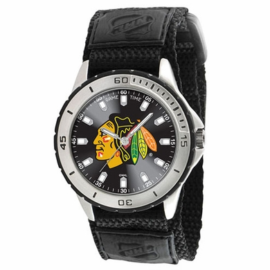 Chicago Blackhawks Mens Veteran Watch