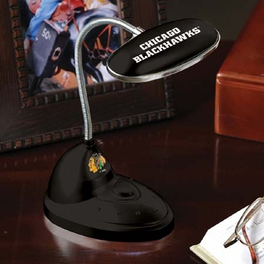 Chicago Blackhawks Mini LED Desk Lamp