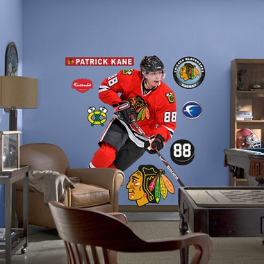 Chicago Blackhawks Patrick Kane Fathead Wall Graphic