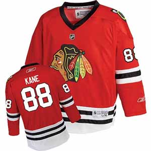 Chicago Blackhawks Patrick Kane Youth Team Color Replica Jersey - Small / Medium