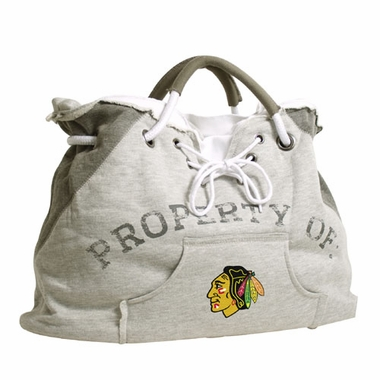 Chicago Blackhawks Property of Hoody Tote