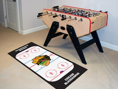 Chicago Blackhawks Rink Runner Rug