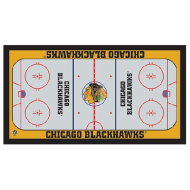 Chicago Blackhawks Runner Mat