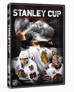 Chicago Blackhawks Stanley Cup Champs DVD