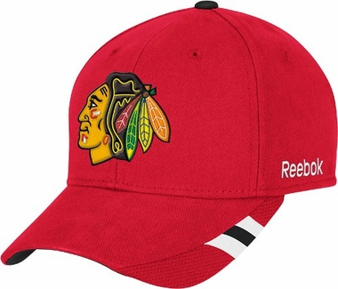Chicago Blackhawks Structured Adjustable Third Jersey Logo Hat