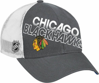 Chicago Blackhawks TNT Trucker Flex Fit Mesh Back Hat