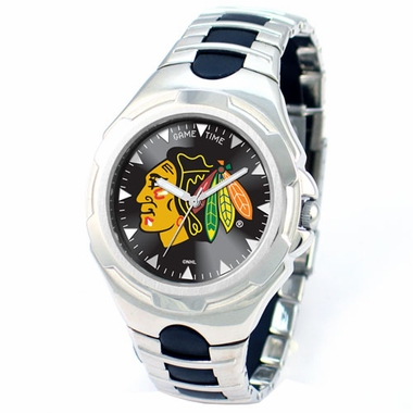 Chicago Blackhawks Victory Mens Watch