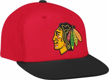 Chicago Blackhawks Vintage Snapback Hat