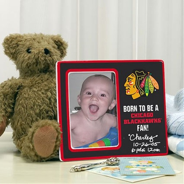 Chicago Blackhawks Youth Picture Frame