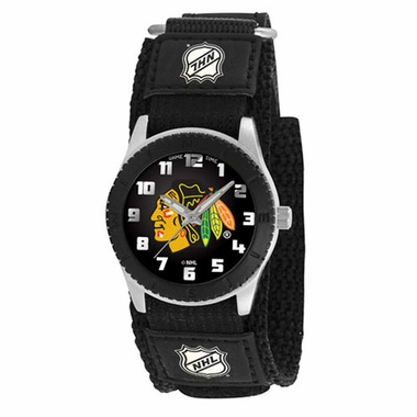 Chicago Blackhawks Youth Rookie Watch (Black)