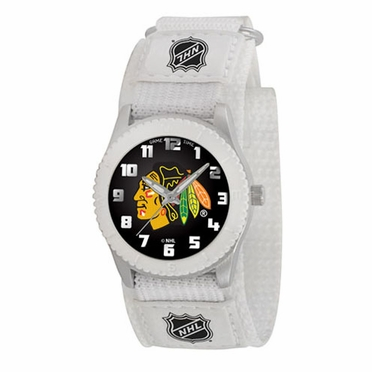Chicago Blackhawks Youth Rookie Watch (White)