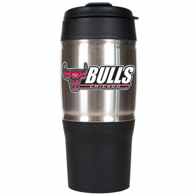 Chicago Bulls 18oz Oversized Travel Tumbler