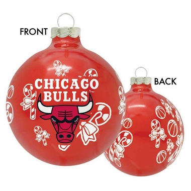 Chicago Bulls 2010 Traditional Ornament