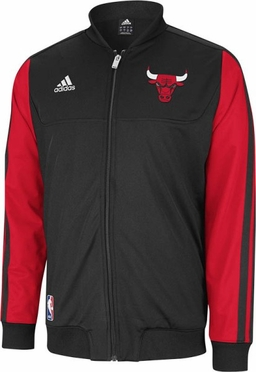 Chicago Bulls 2012 Home Weekend On-Court Jacket