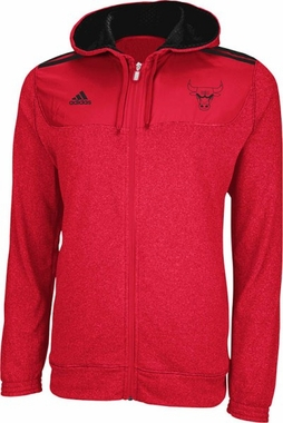 Chicago Bulls 2012 Pre-Game Full Zip Hoody