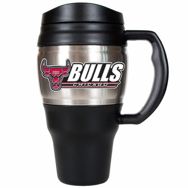 Chicago Bulls 20oz Oversized Travel Mug