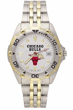 Chicago Bulls All Star Mens (Steel Band) Watch