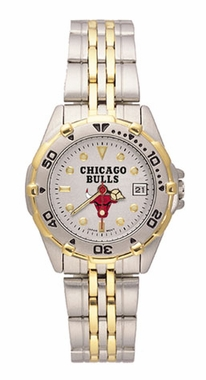 Chicago Bulls All Star Womens (Steel Band) Watch