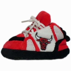 Chicago Bulls Baby Slippers