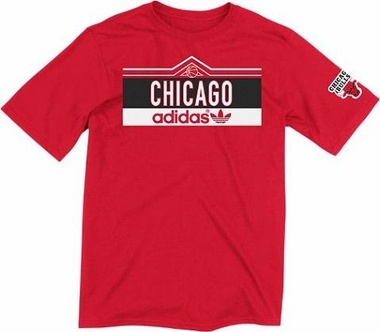 Chicago Bulls Banter Throwback T-Shirt