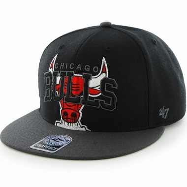 Chicago Bulls Blockhouse Snap Back Hat