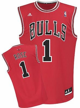 Chicago Bulls Derrick Rose YOUTH Swingman Jersey