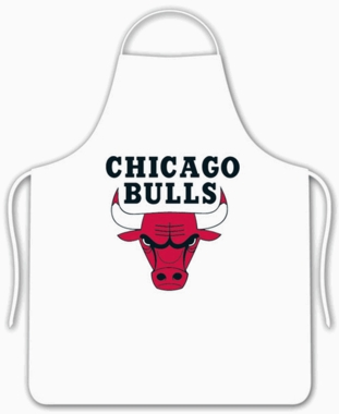 Chicago Bulls Heavy Duty Apron