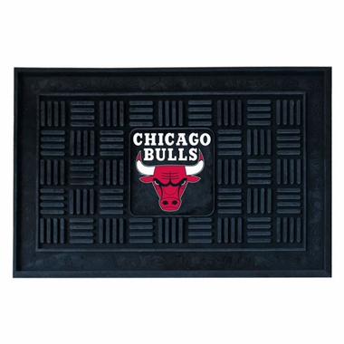 Chicago Bulls Heavy Duty Vinyl Doormat