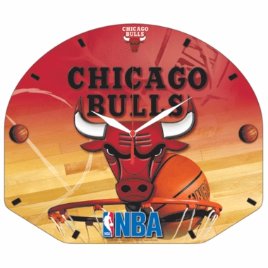Chicago Bulls High Definition Wall Clock