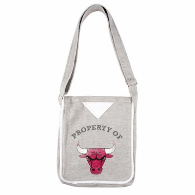 Chicago Bulls Hoodie Crossbody Bag