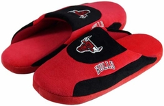 Chicago Bulls Low Pro Scuff Slippers