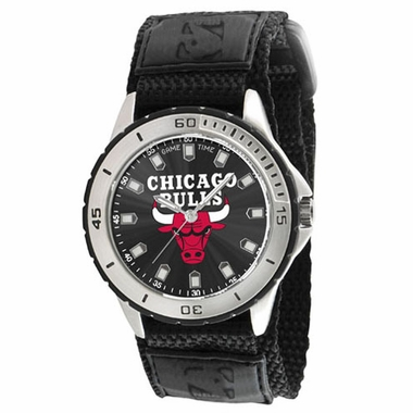 Chicago Bulls Mens Veteran Watch