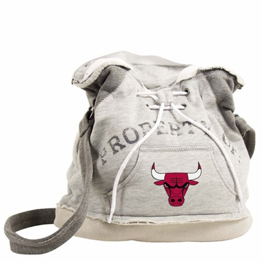 Chicago Bulls Property of Hoody Duffle