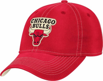 Chicago Bulls Slouch Washed Adjustable Hat