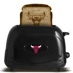 Chicago Bulls Toaster (Black)