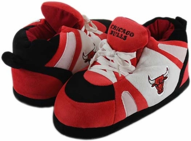 Chicago Bulls UNISEX High-Top Slippers