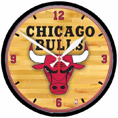 Chicago Bulls Wall Clock