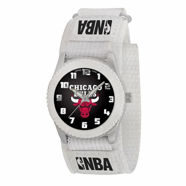 Chicago Bulls Youth Rookie Watch (White)