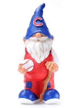 Chicago Cubs 11 Inch Garden Gnome