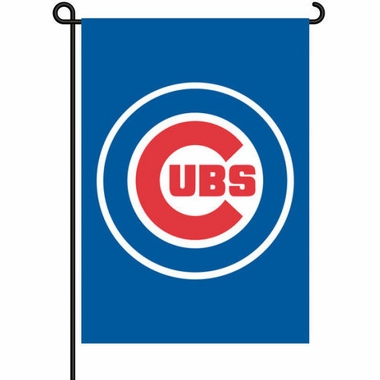 Chicago Cubs 11x15 Garden Flag