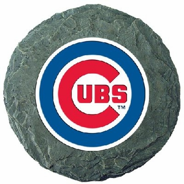 "Chicago Cubs 13.5"" Stepping Stone"