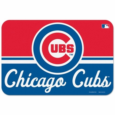 Chicago Cubs 20 x 30 Mat