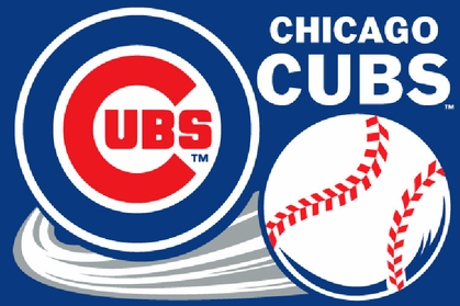 Chicago Cubs 20 x 30 Rug