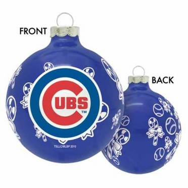 Chicago Cubs 2010 Traditional Ornament