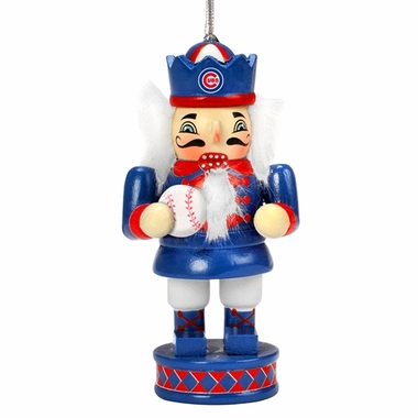 Chicago Cubs 2012 Nutcracker Ornament